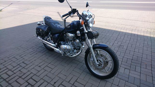 Yamaha xv 750 virago ,(xv 1100)raty transport