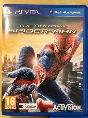The Amaizing Spider Man Gra PSVita I inne gry akcesoria PS Vita.