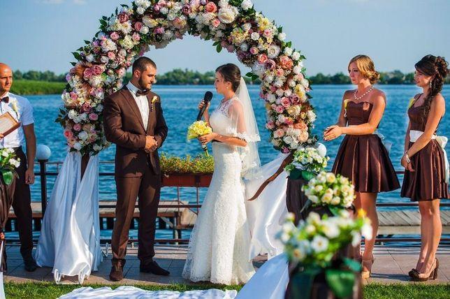 Свадебная арка прокат в любой цветовой гамме