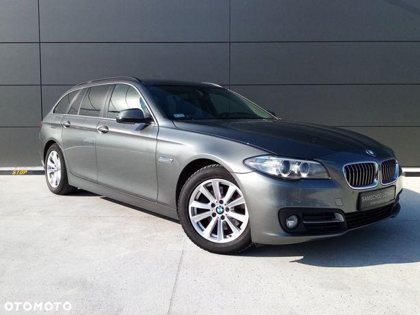 BMW Seria 5 BMW 520d, FV23%, serwisowany tylko w ASO, bezwypadkowy