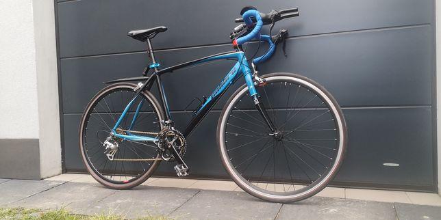 Kolarka 28 alu rower szosowy calibre lemondka 8x3