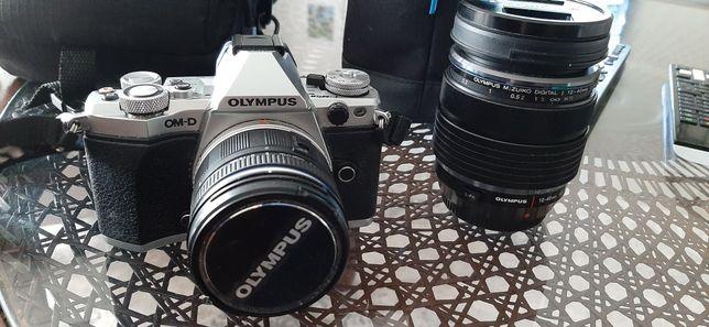 Aparat Olympus E-M5II prawie tak nowy