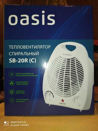 Тепловентилятор Oasis
