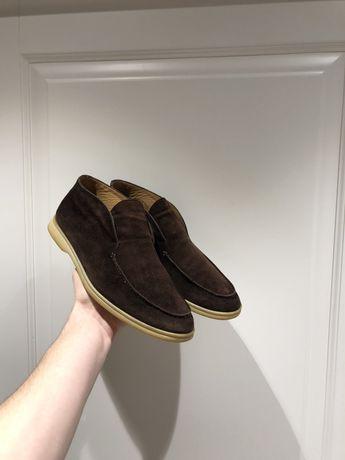 Мужские ботинки Loro piana open walk