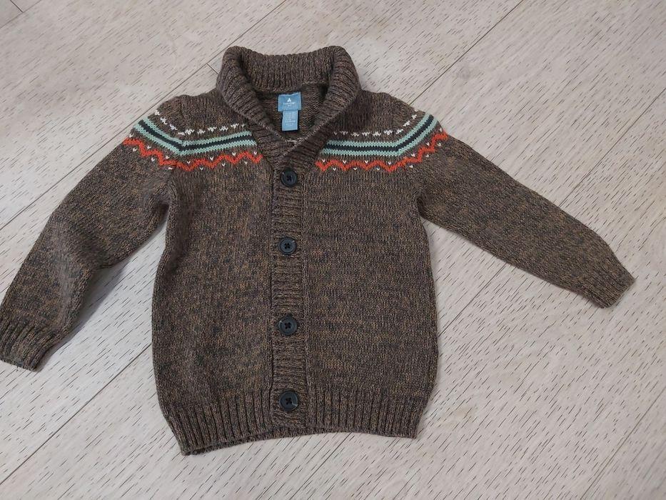 Sweter chłopiecy gap r. 80 Lublin - image 1