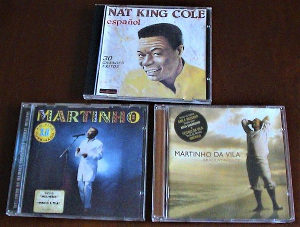 MÚSICA-Grandes Sucessos Musicais-O preço é o total para os 3 cd's