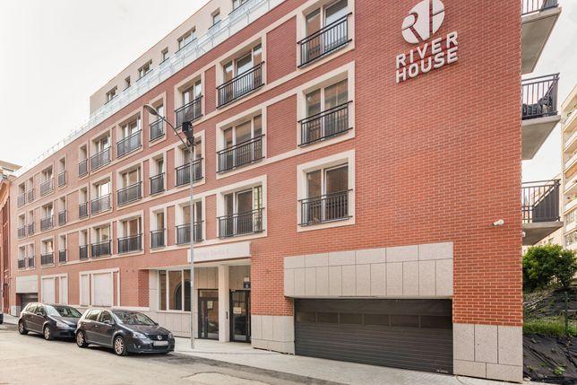 Wynajme nowoczesny apartament z garazem w centrum Szczecina