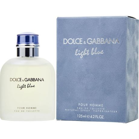 Dolce&Gabbana; Light Blue pour Homme 125 ml.