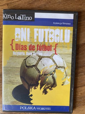"Dvd kino latino - ""dni futbolu"""