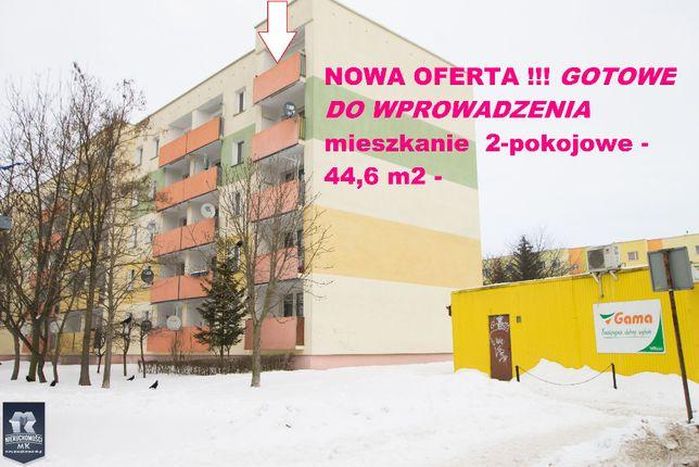 2 -pokojowe 44,6 m2 mieszkanie ul . Wolności Chełm