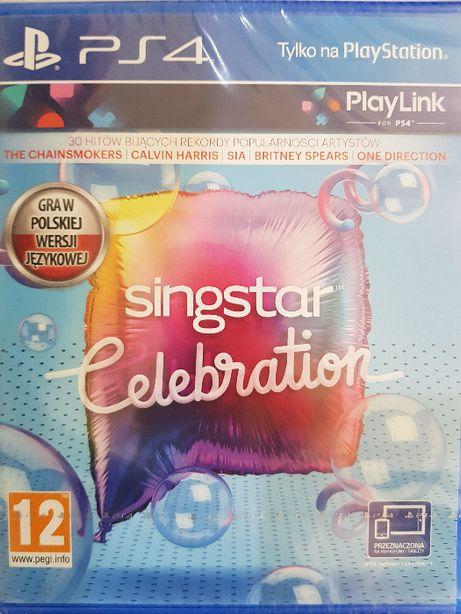 SingStar Celebration PlayStation 4 PS4 Nowa Kraków