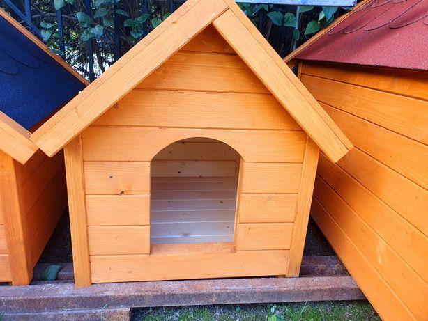 Buda rozmiar M dom dla psa klatka boks kojec dowóz