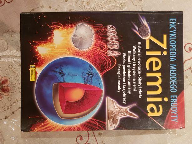 Książka Planeta Ziemia