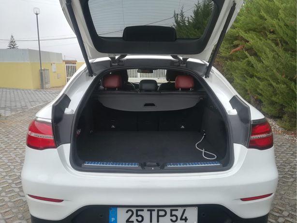 Mercedes Benz GLC 250d coupe