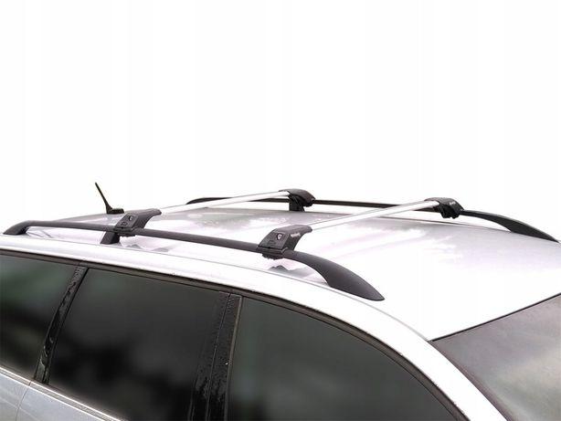 Bagażnik dachowy samochodowy Quiet VW Passat B7 Kombi 2010 do 2014