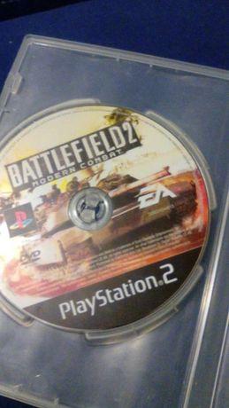 Jogo playstation 2 battlefield 2