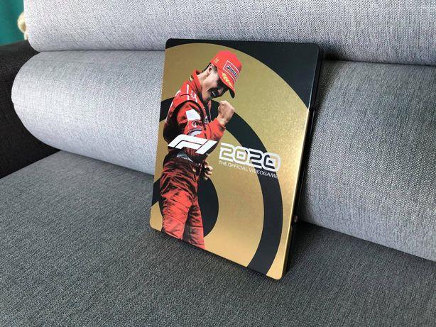 Steelbook F1 2020