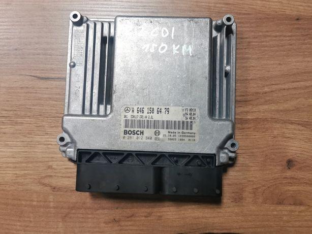 Sterownik silnika MERCEDES CLK W209 W203 W211 2.2CDI