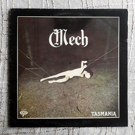 Mech- Tasmania 1983 NM-/EX+