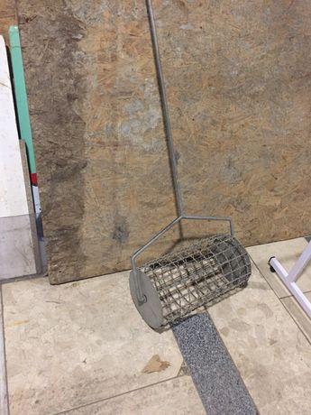 Валик для отвоздушивания пола  при бетонировании