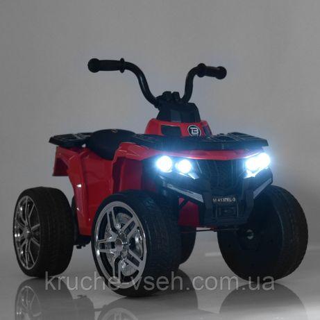 Дитячий електромобіль Квадроцикл M 4137, детский электромобиль