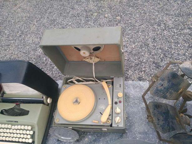 Gira discos antigo