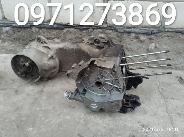 Картер двигателя 4Т 139QMB R10/12 Navigator,Race,R3, Fada, Kanuni,Wind