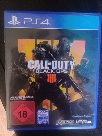 Gra  Ps4 Call off Duty Black Ops 4
