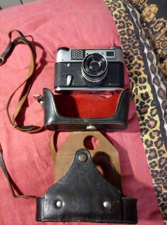 Фотоаппарат ФЭД-5 СССР