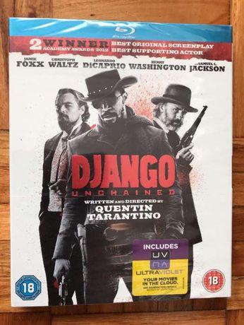 Blu-Ray Django Unchained Quentin Tarantino (Selado)