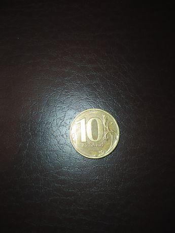 Продам монету 10 рублей 2012
