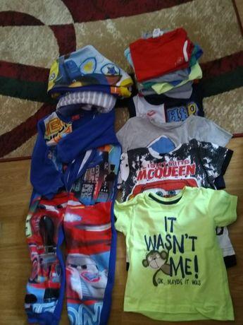 Ubranka dla chłopca 98