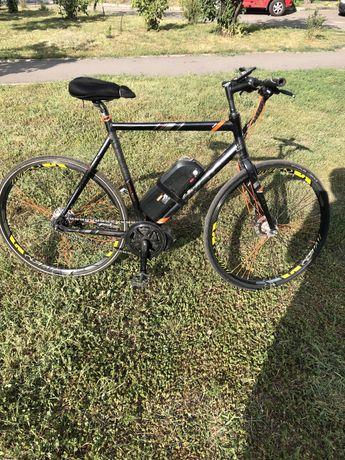 Электровелосипед MBK