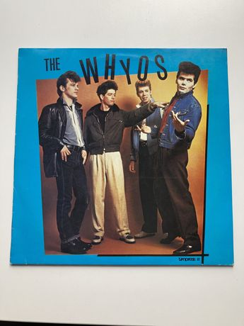 The Whyos winyl