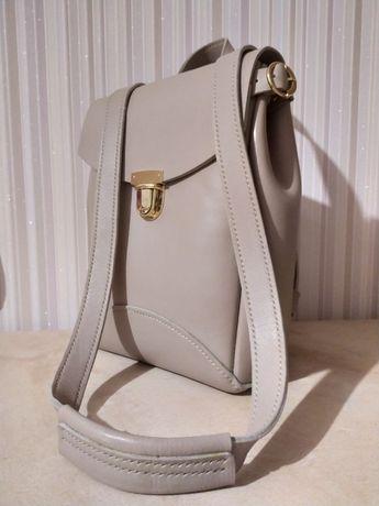 Рюкзак из натуральной кожи на заказ
