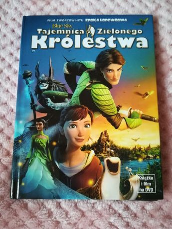 Tajemnica Zielonego królestwa bajka DVD