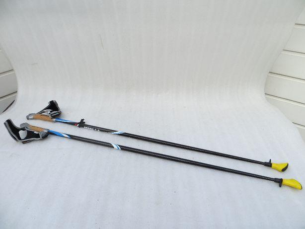 Kije nordic - PRO TOUCH - 90cm - Carbon