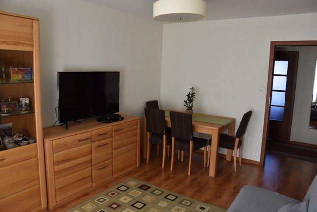 stół drewniany naturalny buk 140x90 cm