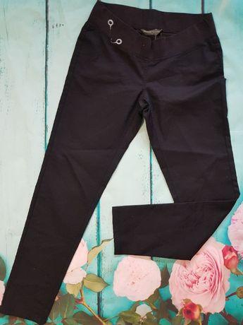 Spodnie ciążowe czarne rozmiar 40 nowe