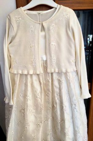 Piękna sukienka na specjalne okazje rozm. 98-110