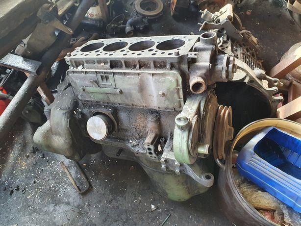 Двигатель блок в сборе 4.0 Мерседес Рекс 609-809