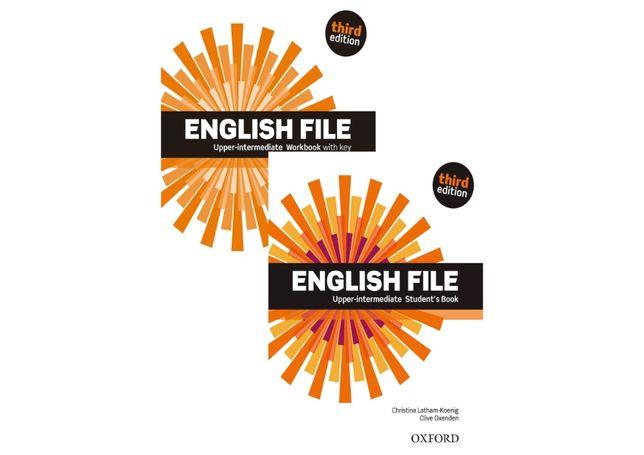 English File Upper-Intermediate (3-rd edition)