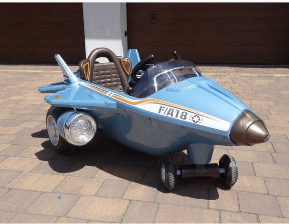 Samolot dla dzieci na akumulator