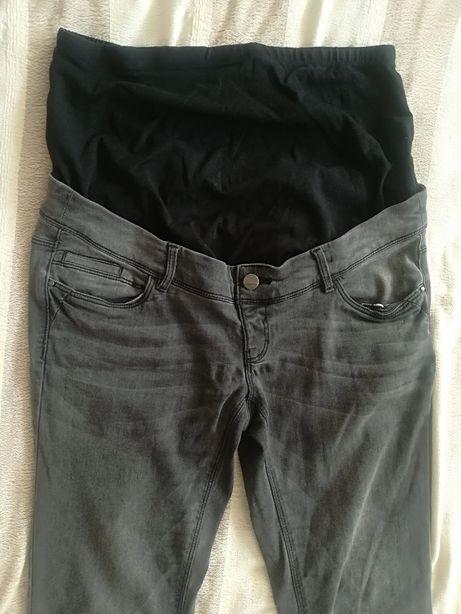 Spodnie ciążowe,jeansy C&A r.40