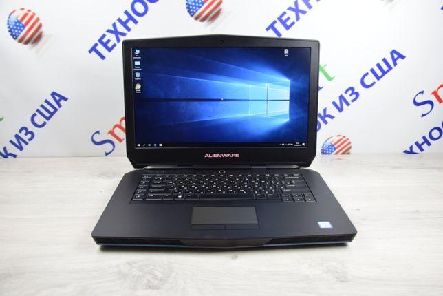 Игровой ноутбук Alienware 15 R2, i7-6700HQ, GeForce GTX 970M #13226