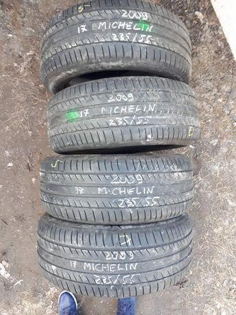 Автошины Michelin 235/55 R17 б/у из Германии 2009 г