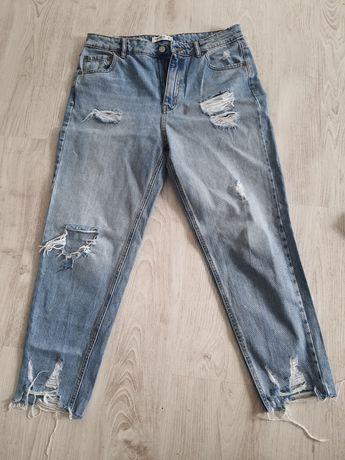 Spodnie pull&bear L