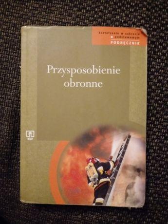 Przysposobienie obronne podręcznik Breitkopf Marciniak Worwa 478 str