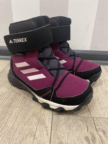 Ботинки сапоги adidas terrex