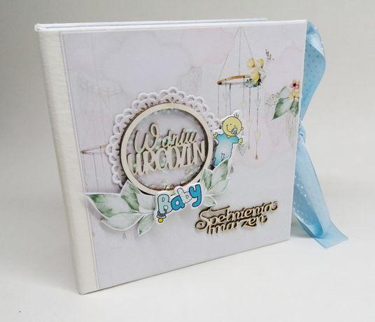 Album ręcznie robiony dla dziecka